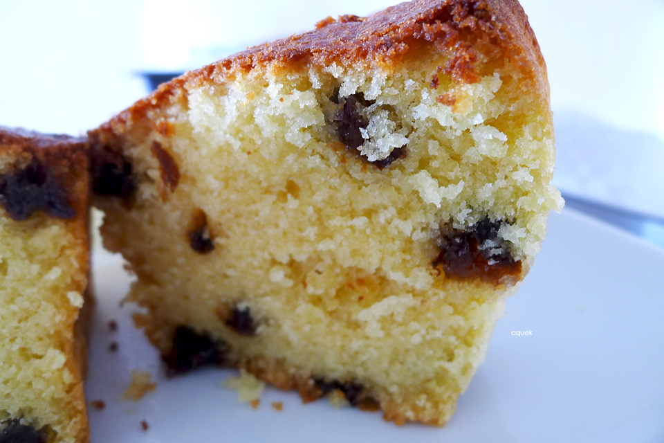 Cake recipe with plain flour