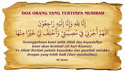 Ucapan Takziah Dalam Islam Lggovyeryelsye