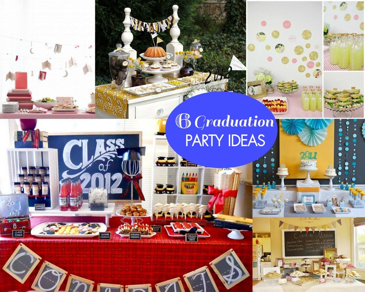 Elementary school scrapbook ideas - Graduation Party Ideas