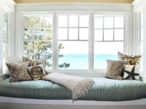 Images Of Window Seats window seats -design ideas for sea dreamers - completely coastal