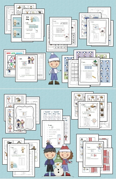 http://www.teacherspayteachers.com/Product/Let-It-Snow-10-Winter-Math-Stations-459579