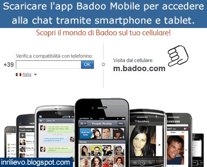 badoo mobile chat chatroulett italiana