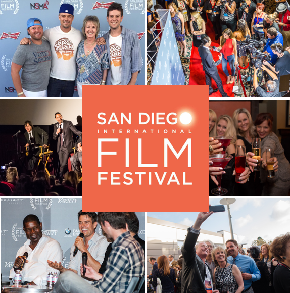 Save on passes & Enter to win tickets to the San Diego International Film Festival