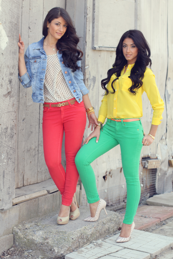 Blossom Everyday Meet The Luxy Sisters