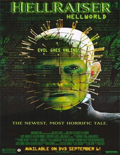 Ver Hellraiser 8: Hellworld (2005) Online