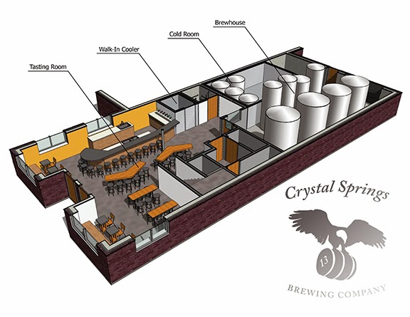 Crystal Spring Brewing Co