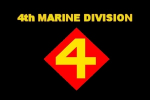 Det 4, Headquarters 4th Marine Division