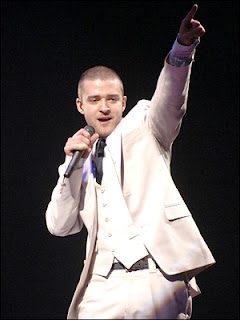 Justin Timberlake Biography
