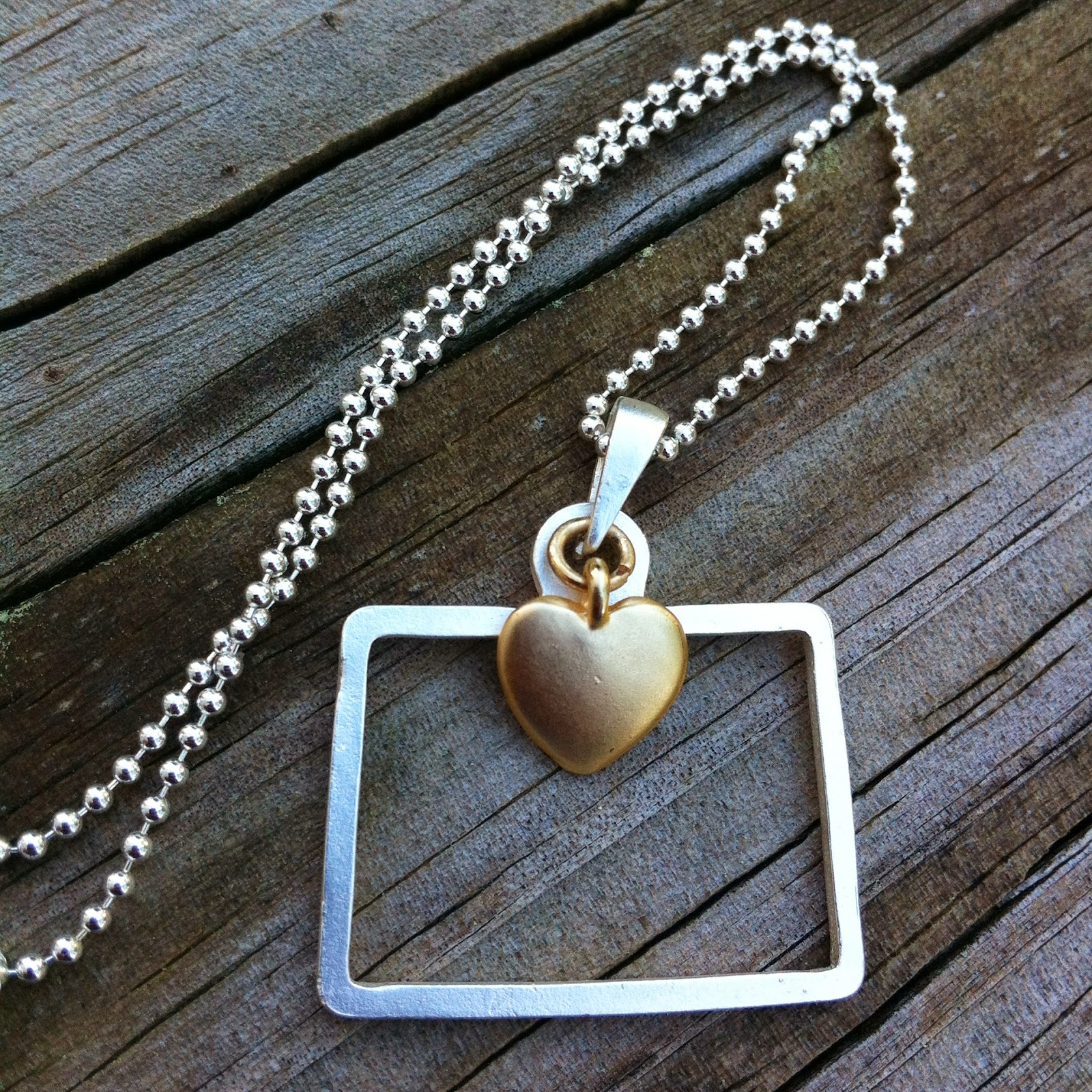 State necklace from Cents of Style