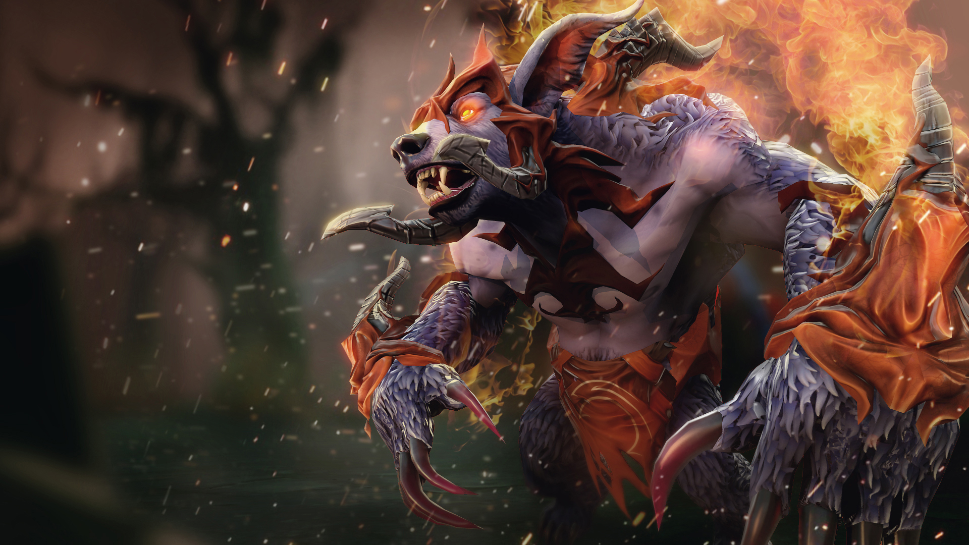 Ursa Warrior DoTA 2 1x Wallpaper HD