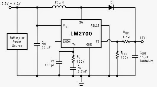Converter Circuit Diagram: