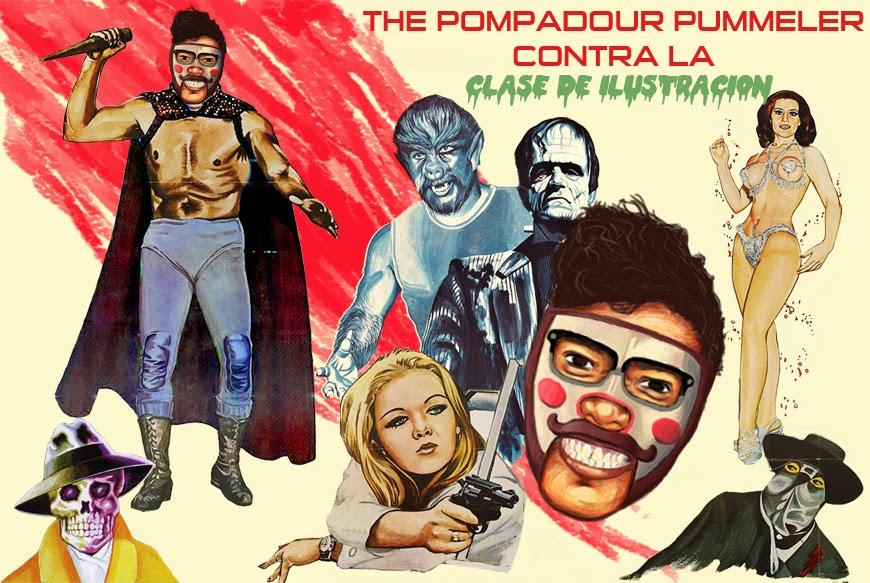 The Pompadour Pummeler