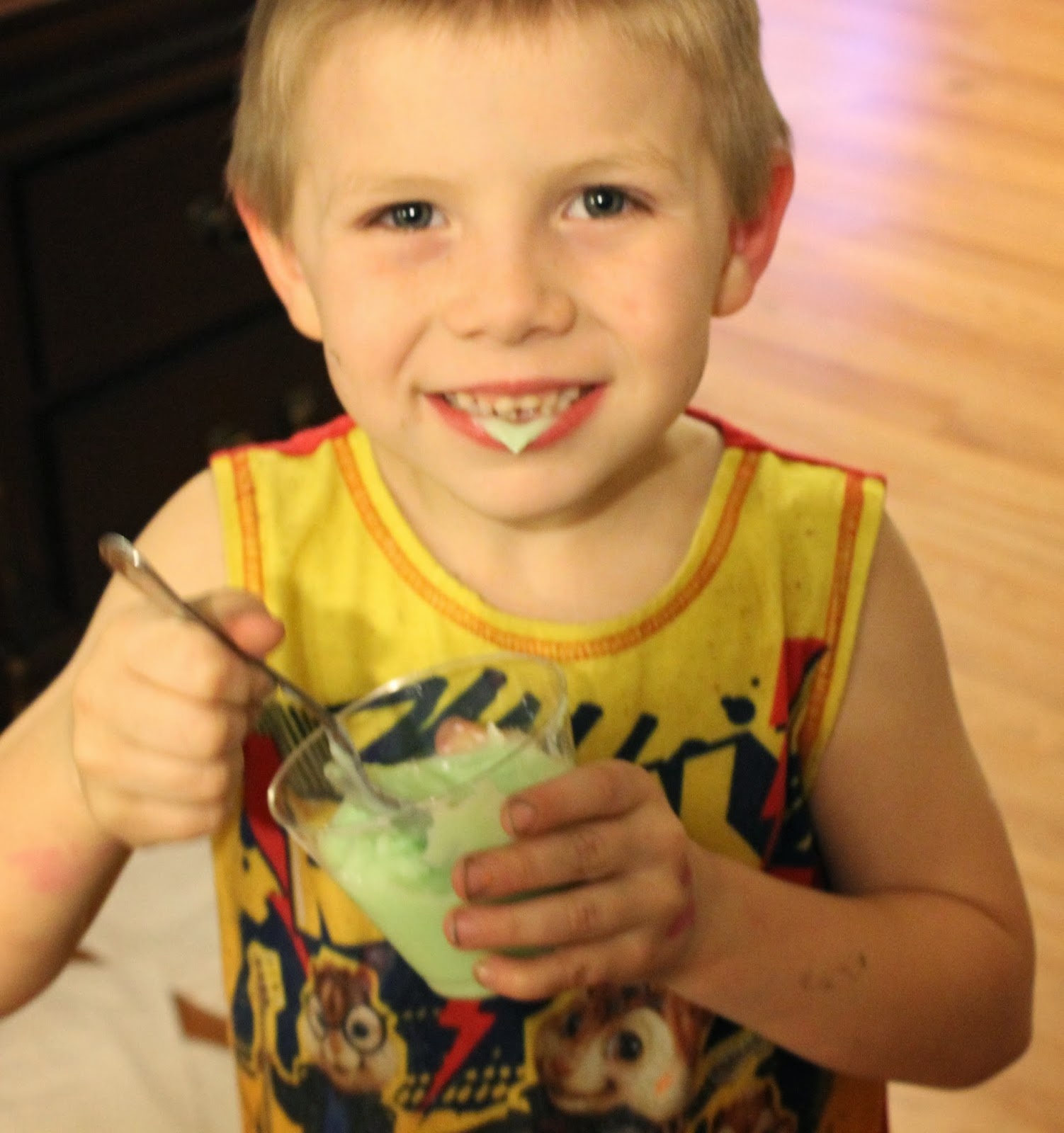 You've Got Some Oobleck To Make!