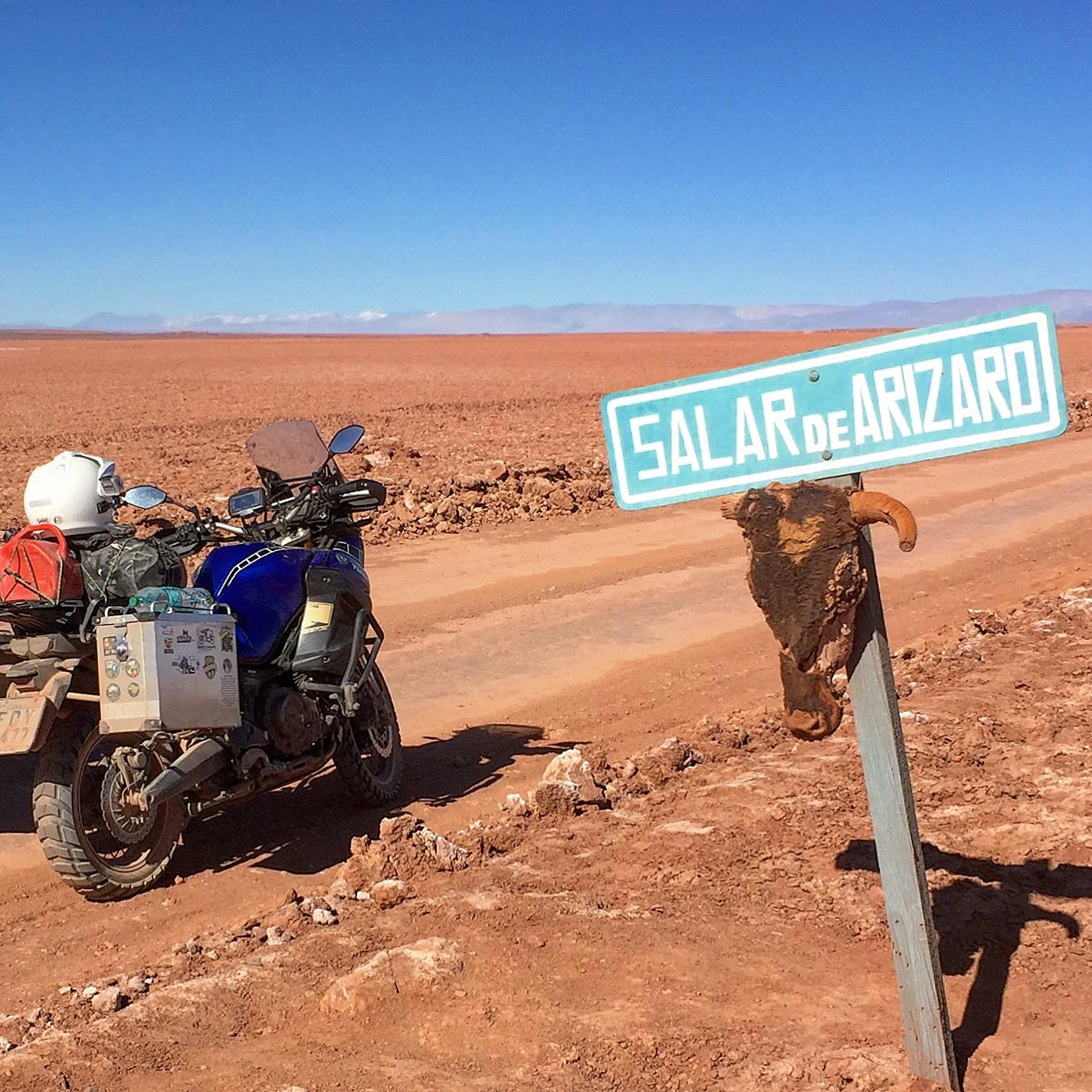 Atacama Argentino - Puna 2016