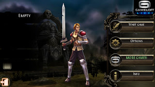 Dungeon Hunter 2 HD symbian s60v5