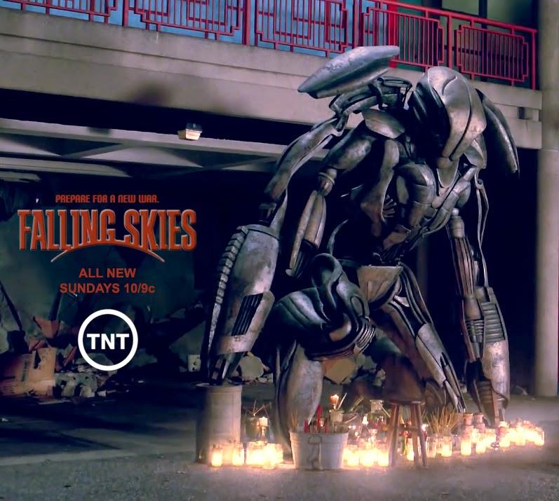 Idle Hands: Falling Skies: Season 4 Preview