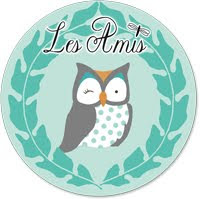 Les Amis Fabric Collection