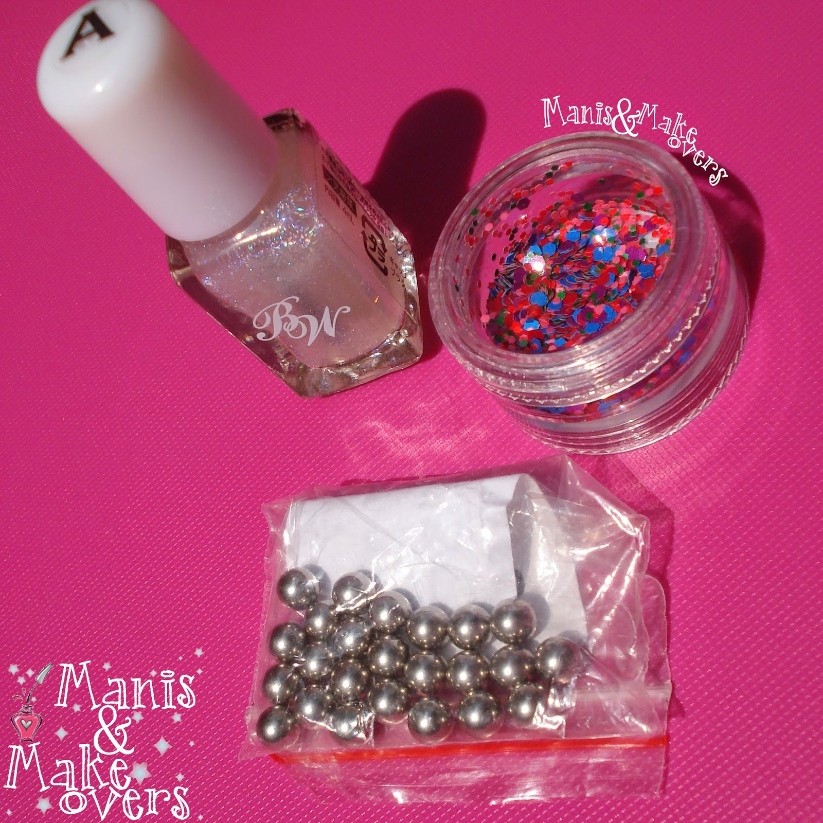 Manis & Makeovers: Franken your own polish with BornPrettyStore!