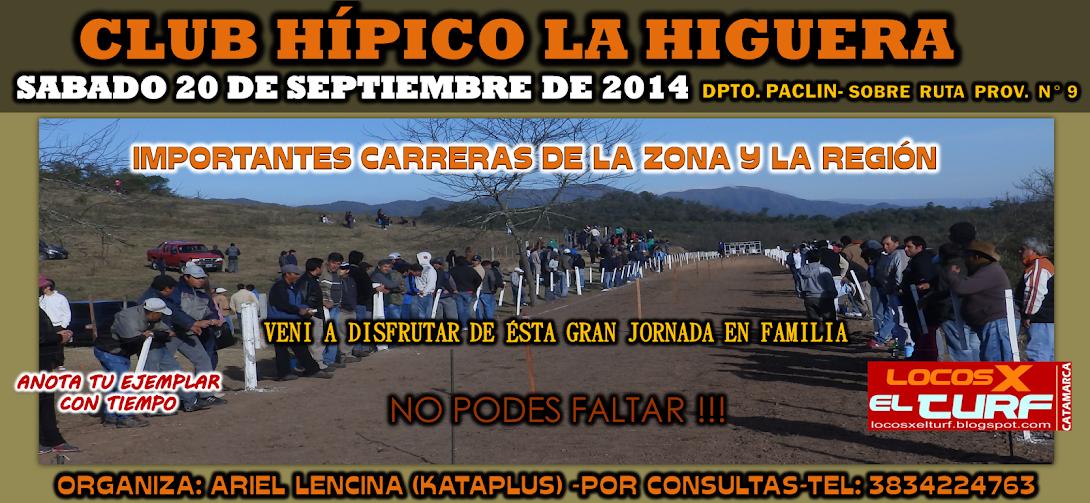 20-9-14-HIP. LA HIGUERA
