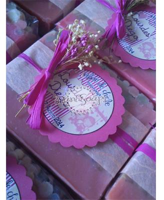 jabones naturales regalos invitado boda