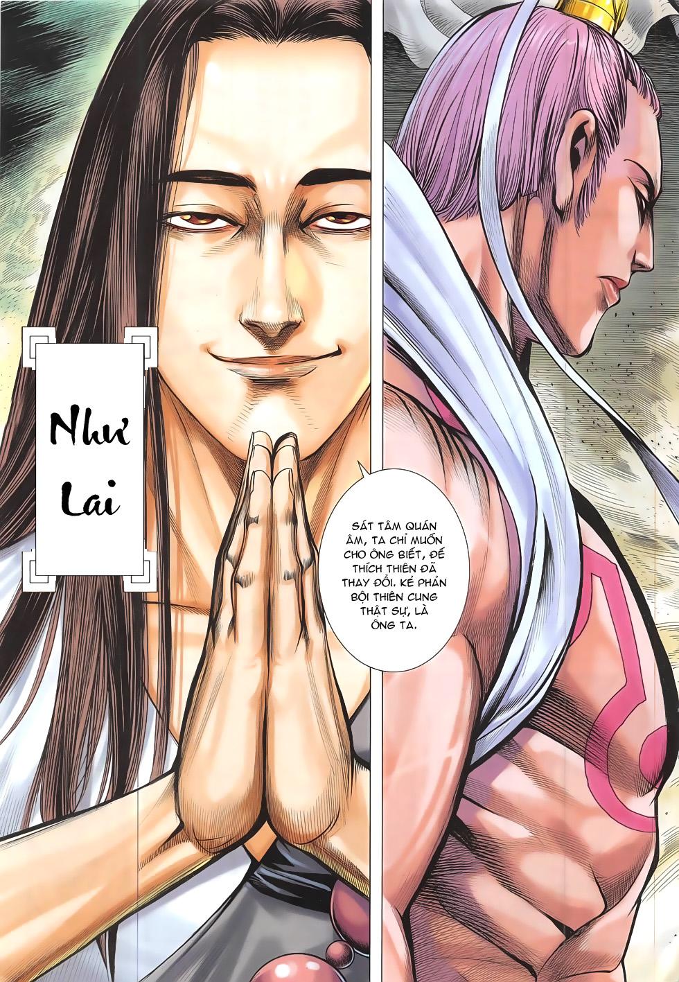 Tây Du chap 15 Trang 5 - Mangak.info