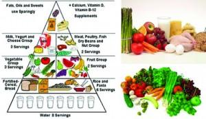 Kegunaan, Manfaat dan Fungsi Makanan bagi Tubuh (Karbohidrat, Protein, Lemak, Vitamin, dan Mineral)