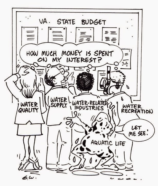 Conference Committee Cartoon