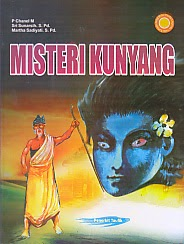 toko buku rahma: buku MISTERI KUNYANG, pengarang chanel, penerbit taufik