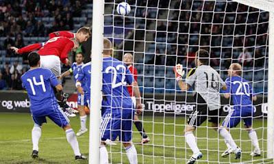 Norway 3 - 1 Cyprus