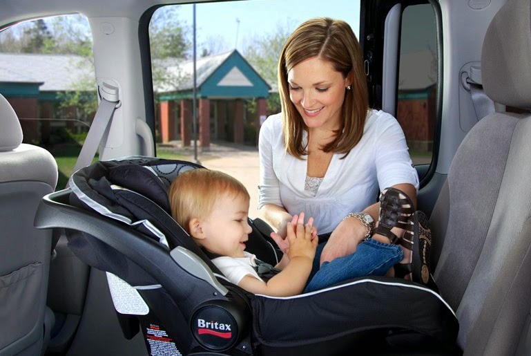 Installation Infant Car Seat