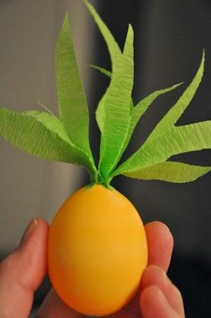 Huevos de Pascua con Materiales Reciclados, I Parte