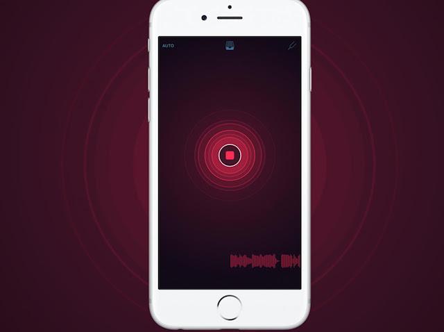 Music Memos App IOS