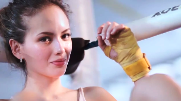 Ellen Adarna's Instagram post caused hysteria from followers