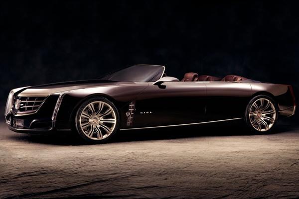 Three Super Beautiful Concept Cars Cadillac Ciel Renault Nepta