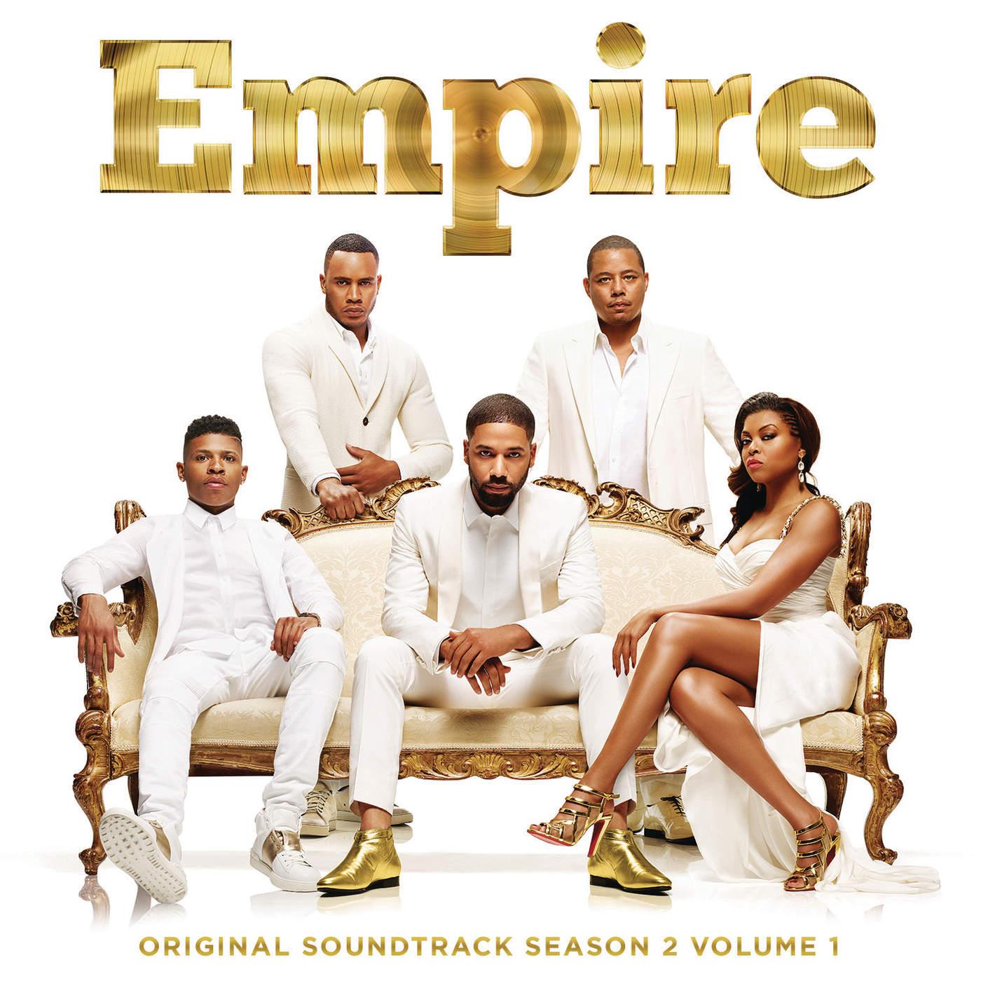 Empire Cast - Empire: Original Soundtrack, Season 2, Vol. 1 (Deluxe) Cover