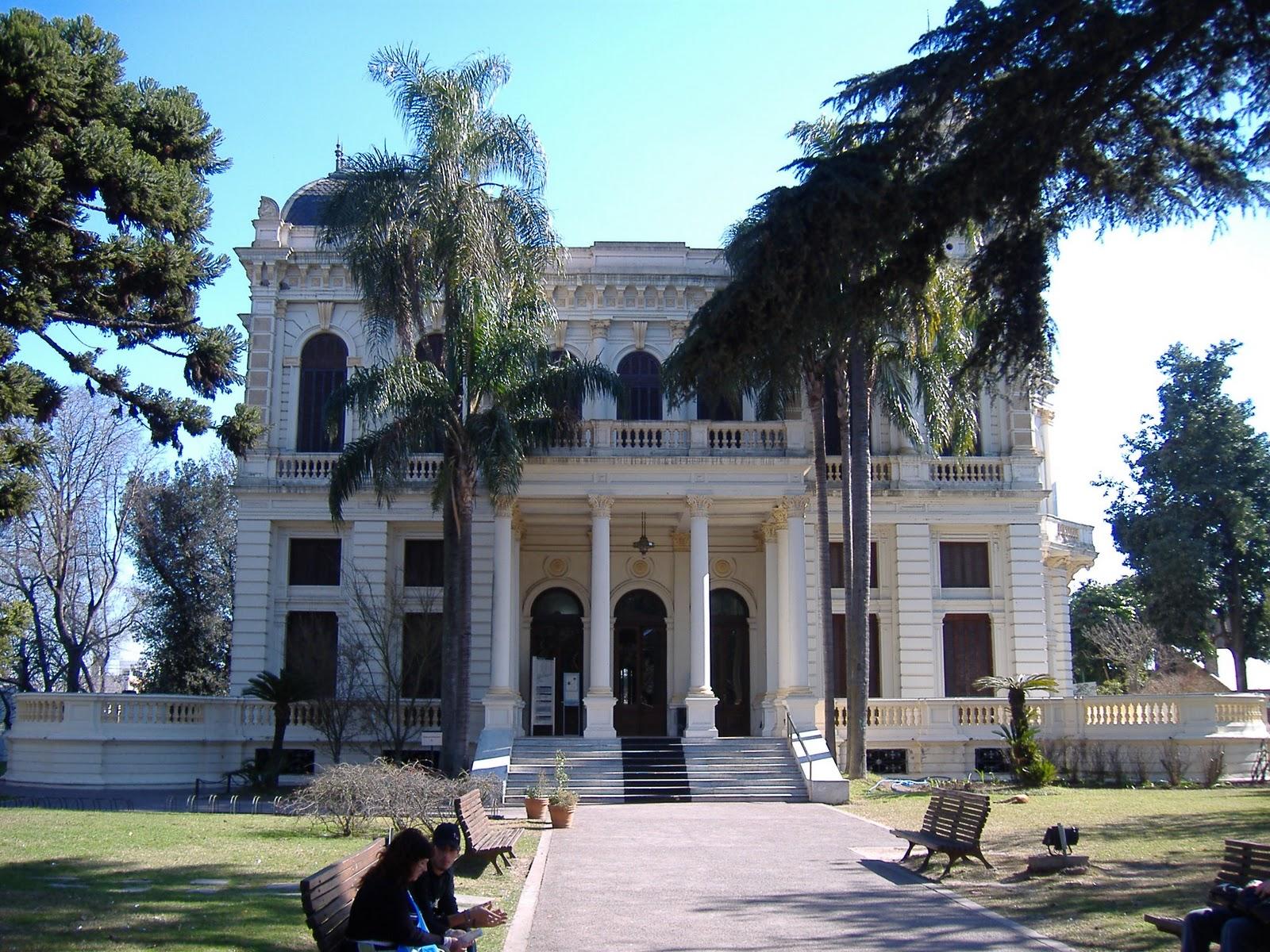 House information argentina s historic mansion villa for Villas en argentina