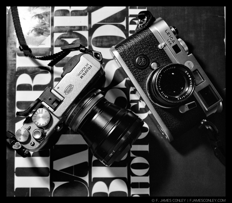 Two Steps to Make the X100s the Best Street Camera