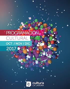 Programación cultural OCT-NOV-DIC