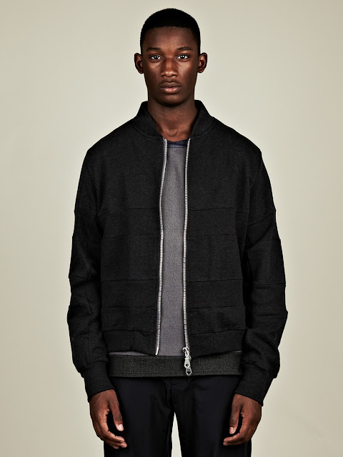 christopher shannon bomber jacket from oki-ni
