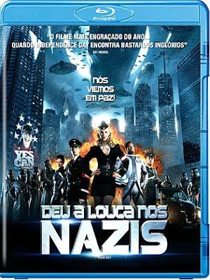 Filme Poster Deu a Louca nos Nazis BDRip XviD Dual Audio & RMVB Dublado