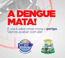 Porto Barreiro no COMBATE a Dengue