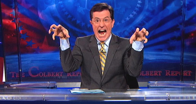 The Colbert Report - Will end in December