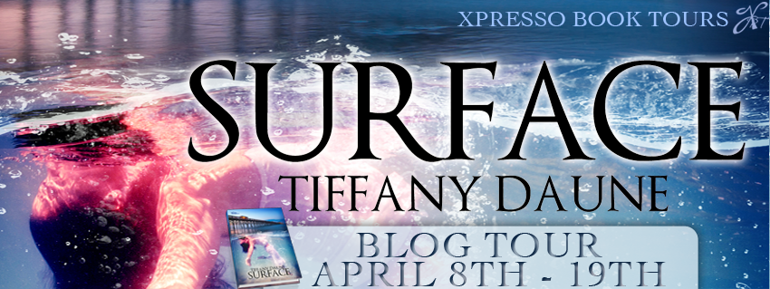 {Review+Top 10+Giveaway} Surface by Tiffany Daune