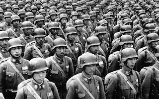 Kronologi Perang Dunia 2 di Asia Pasifik