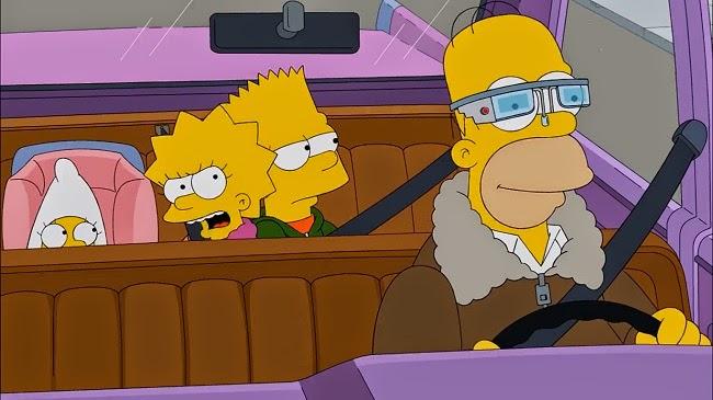 Los Simpsons- Capitulo 11 - Temporada 25 - Audio Latino - Los lentes y la ciudad