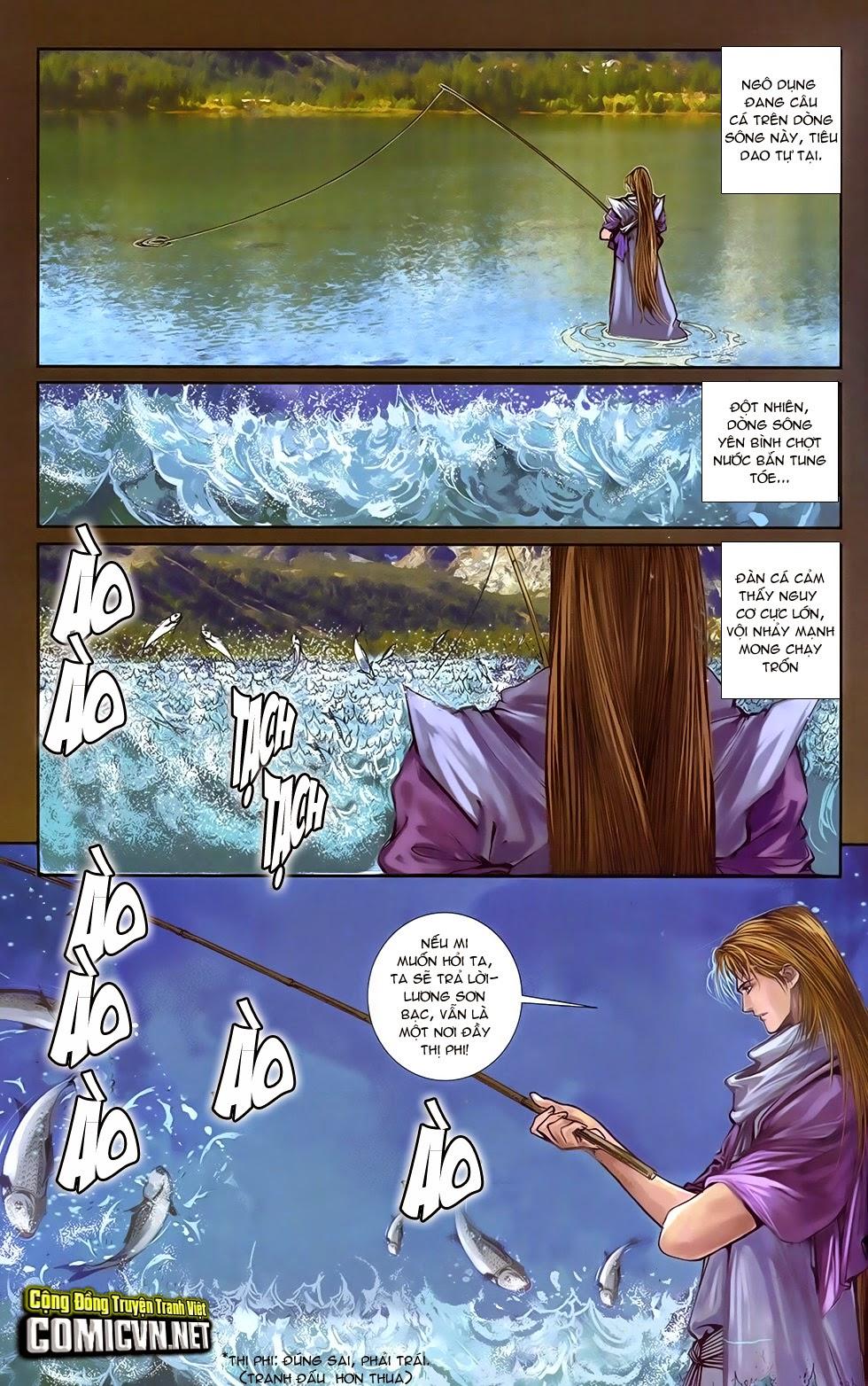 108 - Tân Thuỷ Hử  Chap 16-b - Truyenmoi.xyz