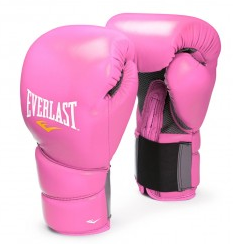 Pink Boxing Gloves from Everlast
