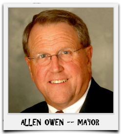 ALLEN OWEN - CLICK ON THE PHOTO TO VIEW THIS BULLETIN