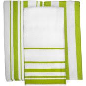 Striped Towel Set