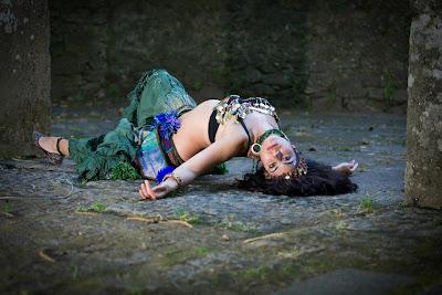 danza oriental en galicia